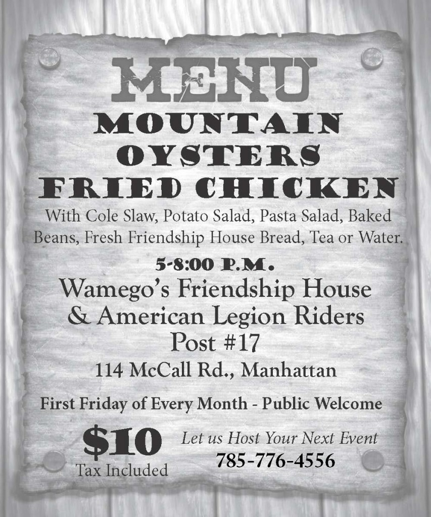 Mountain Oyster Fry